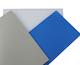 Полипропилен листовой, цвет голубой, синий 5х1500х4000